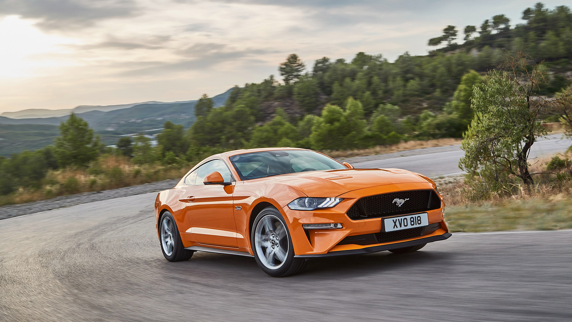 1920x1080 - Ford Mustang GT Wallpapers 18