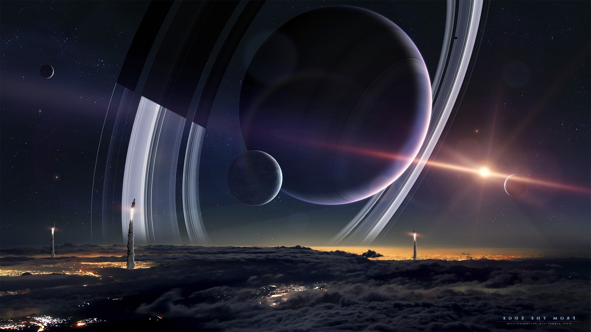 1920x1080 - Planetary Ring Wallpapers 13
