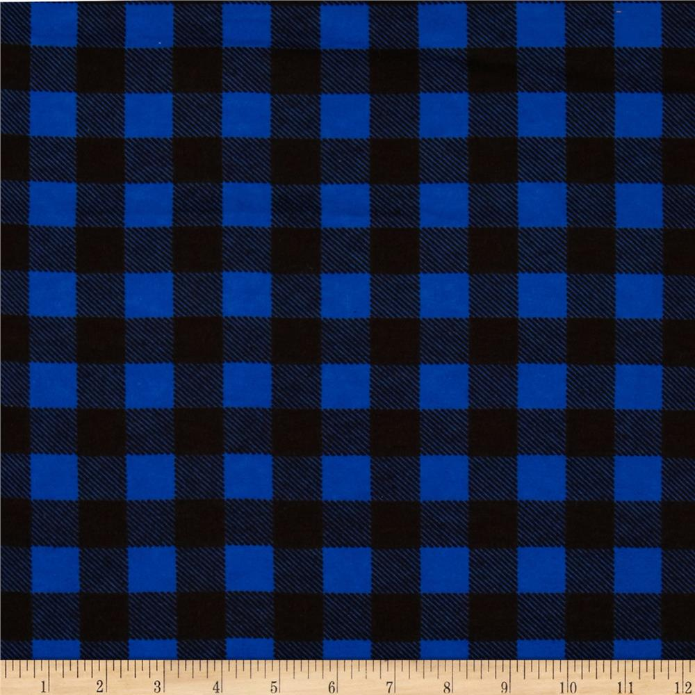 1000x1000 - Blue Plaid 7