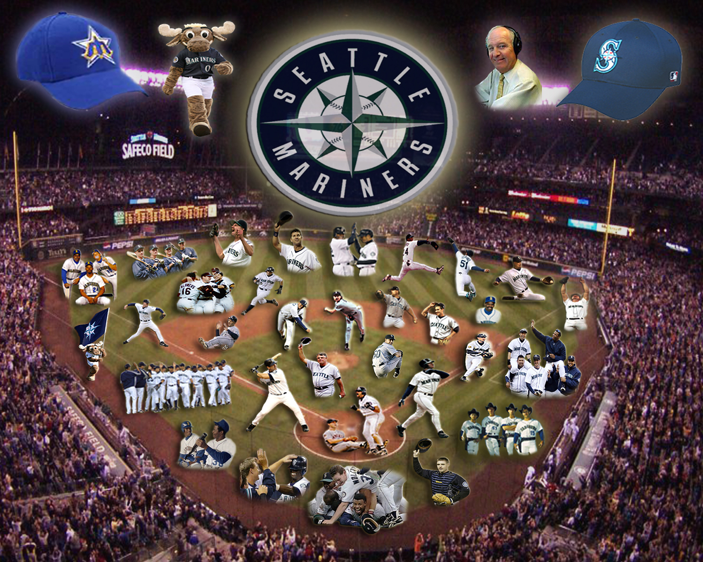1440x1152 - Seattle Mariners Wallpapers 13