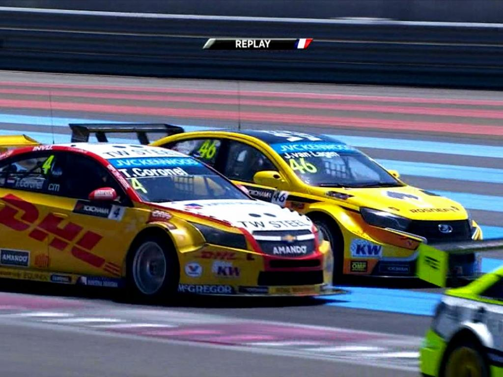 1024x768 - WTCC Racing Wallpapers 36