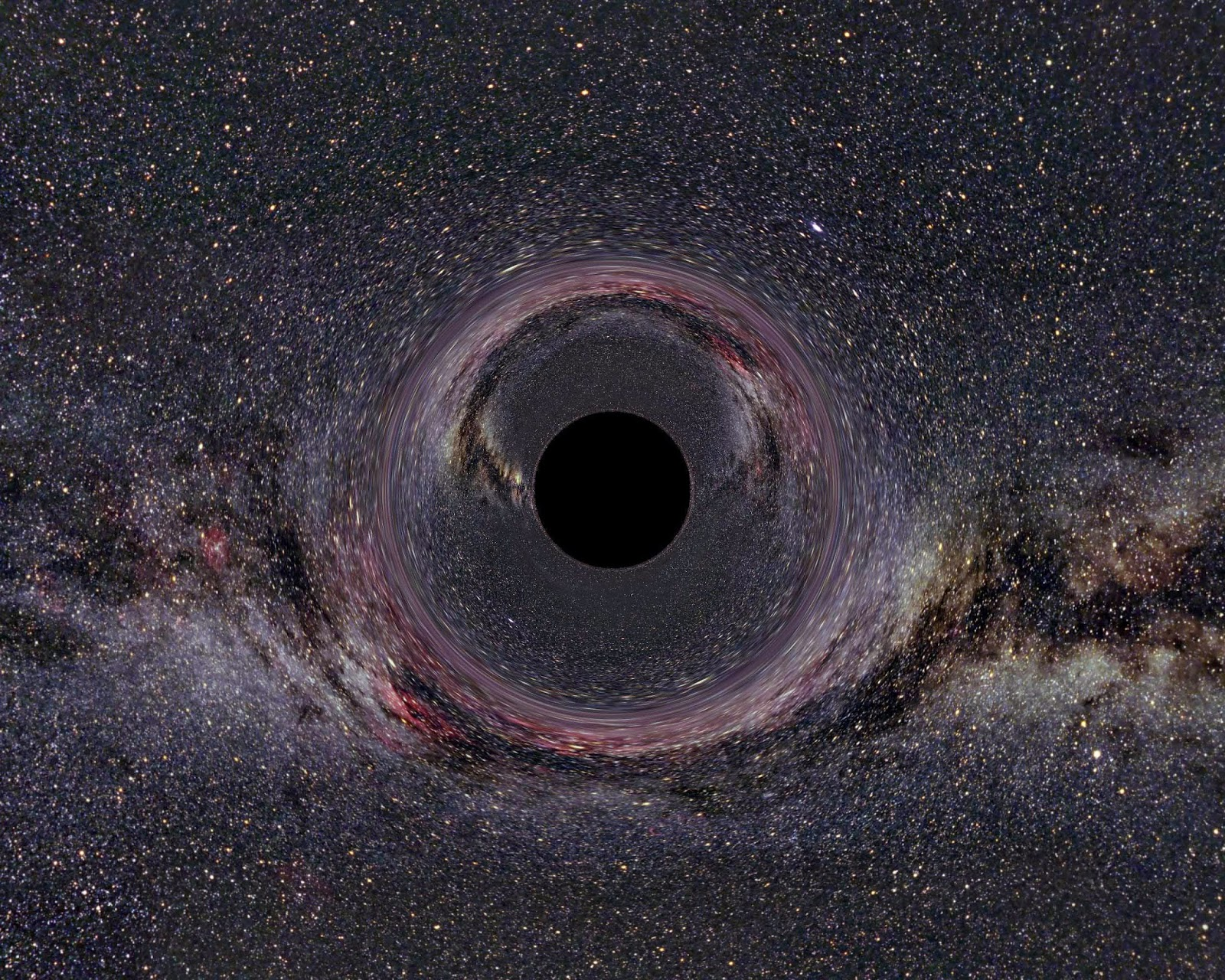 1600x1280 - Black Hole Wallpapers 27