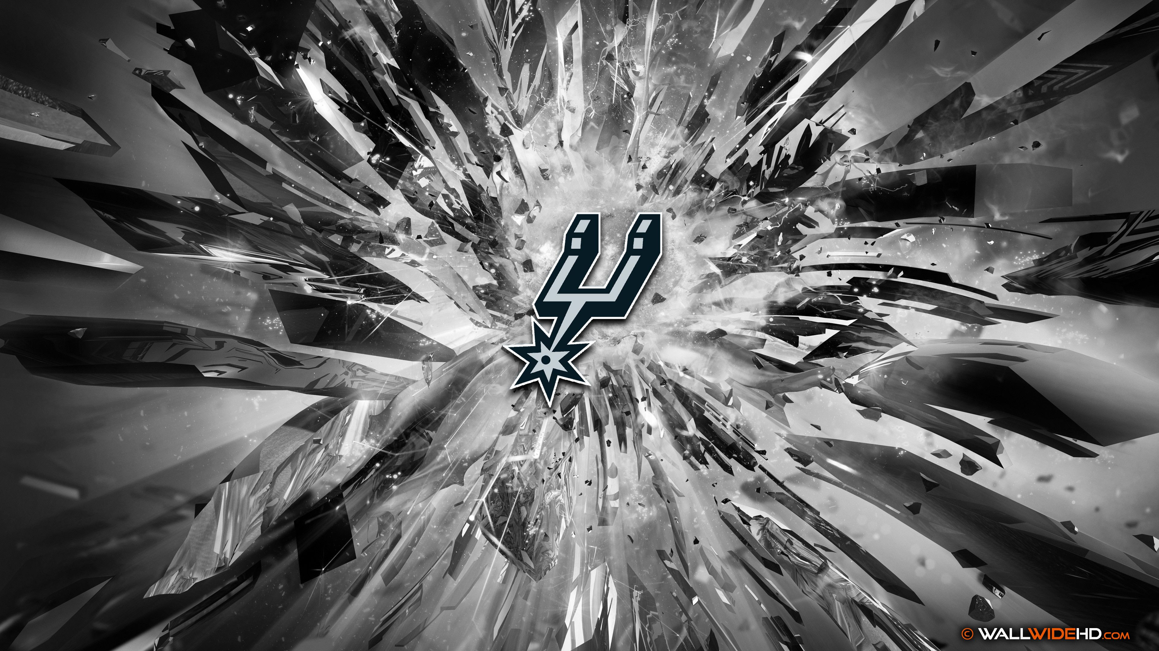 3840x2160 - San Antonio Spurs Wallpapers 9