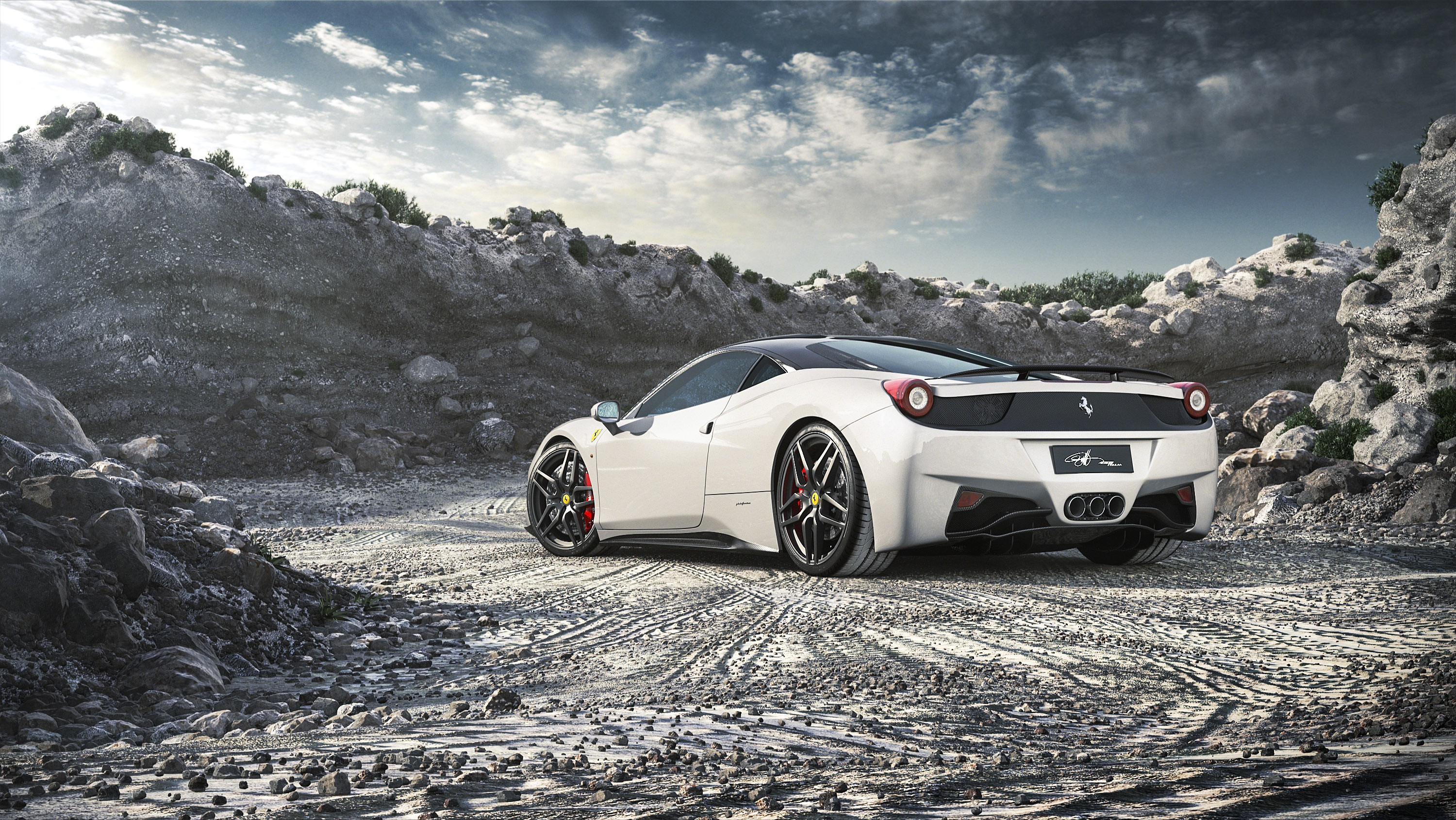 3000x1688 - Ferrari 458 Italia Wallpapers 11