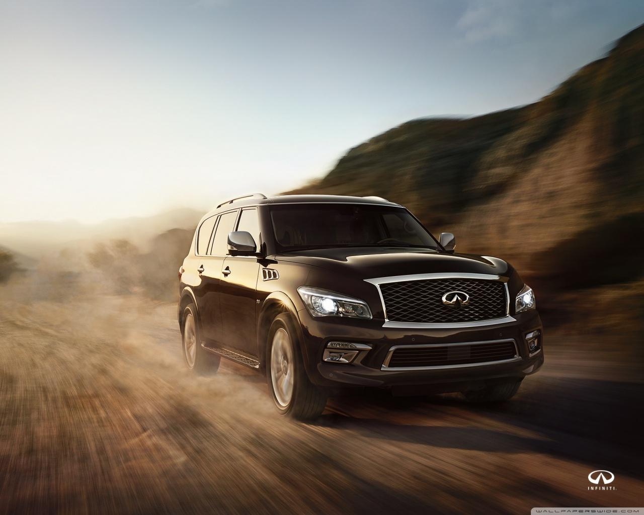 1280x1024 - Infiniti QX80 Wallpapers 7