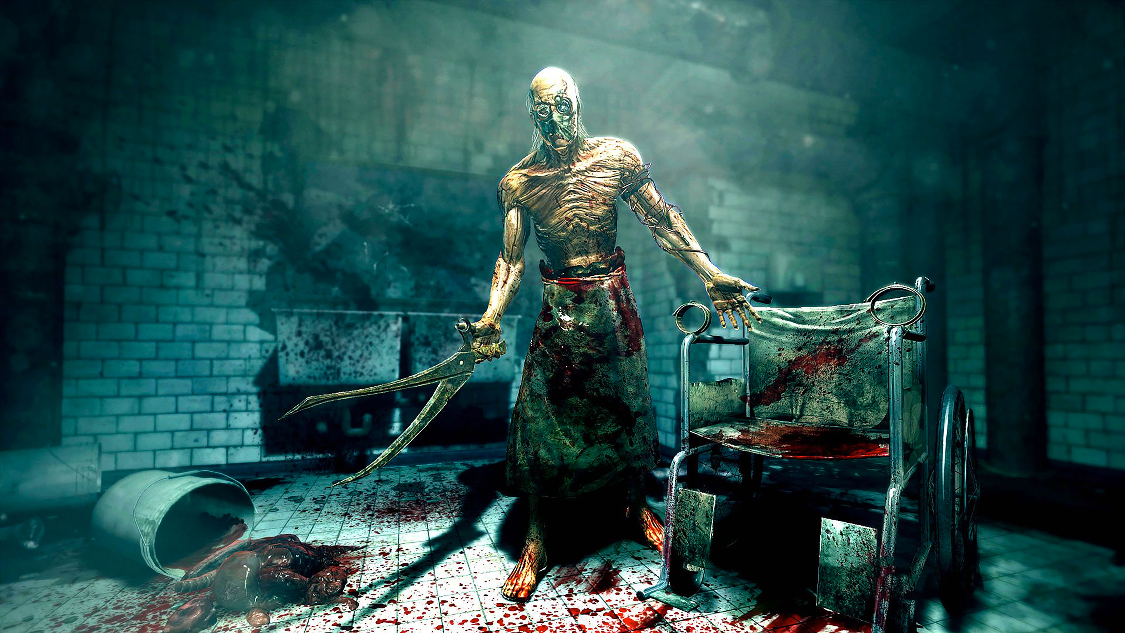 3840x2160 - Outlast HD Wallpapers 14