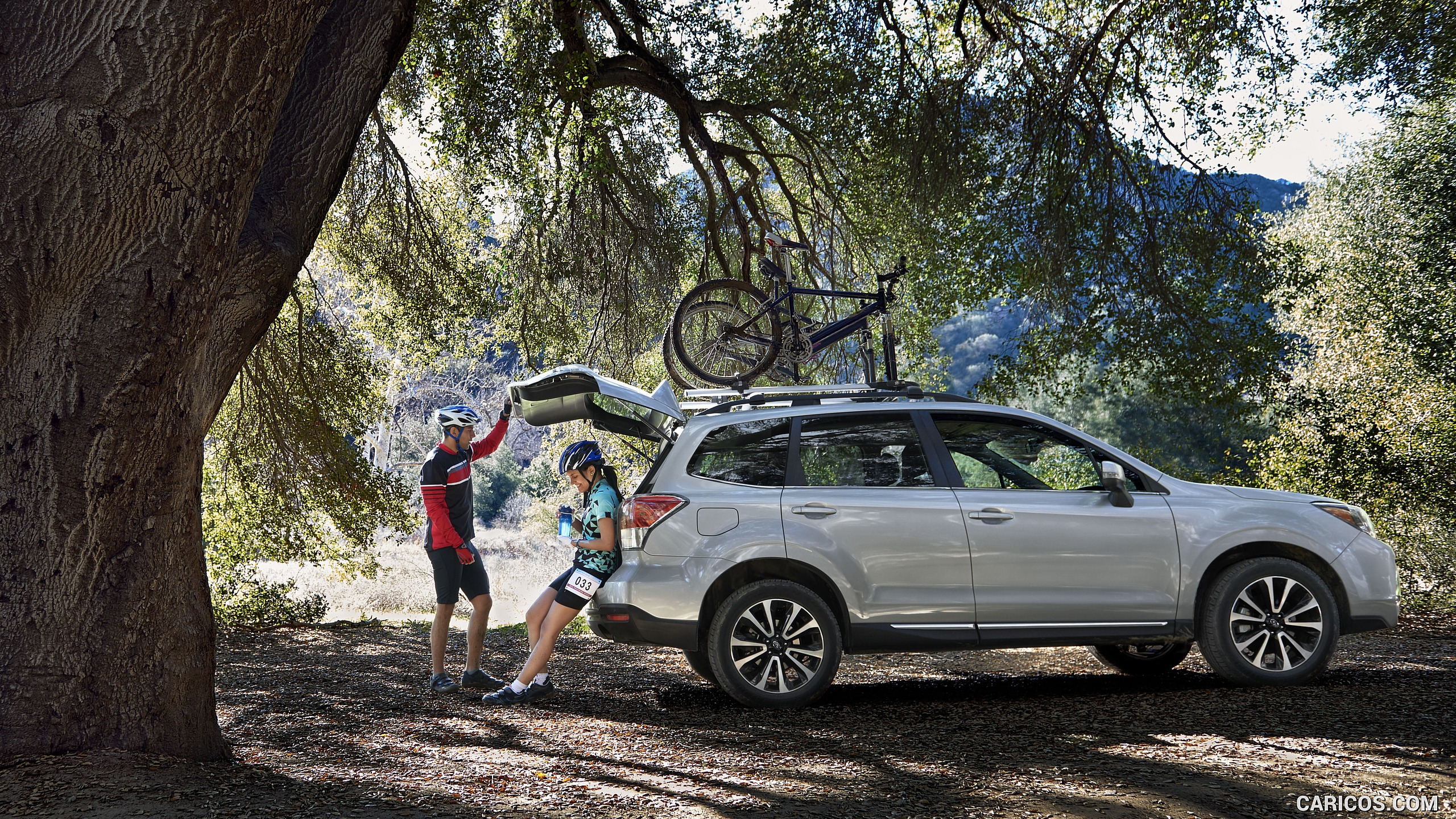 2560x1440 - Subaru Forester Wallpapers 11