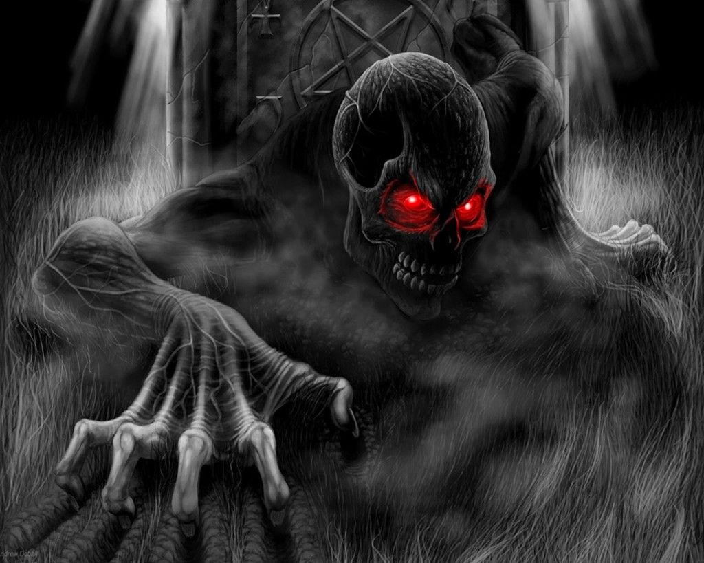 1024x819 - Scary Halloween Background 56