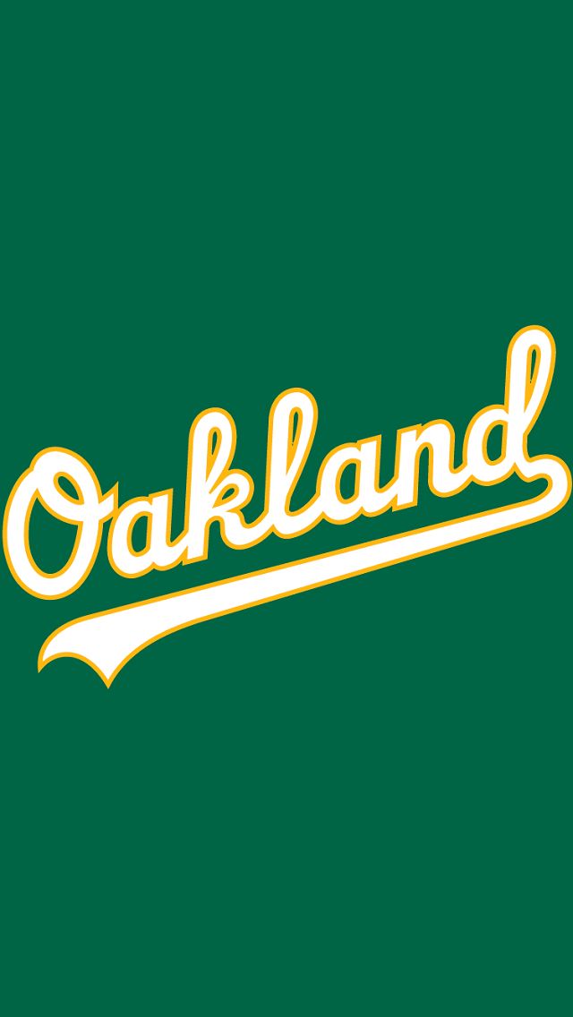 640x1136 - Oakland Athletics Wallpapers 19