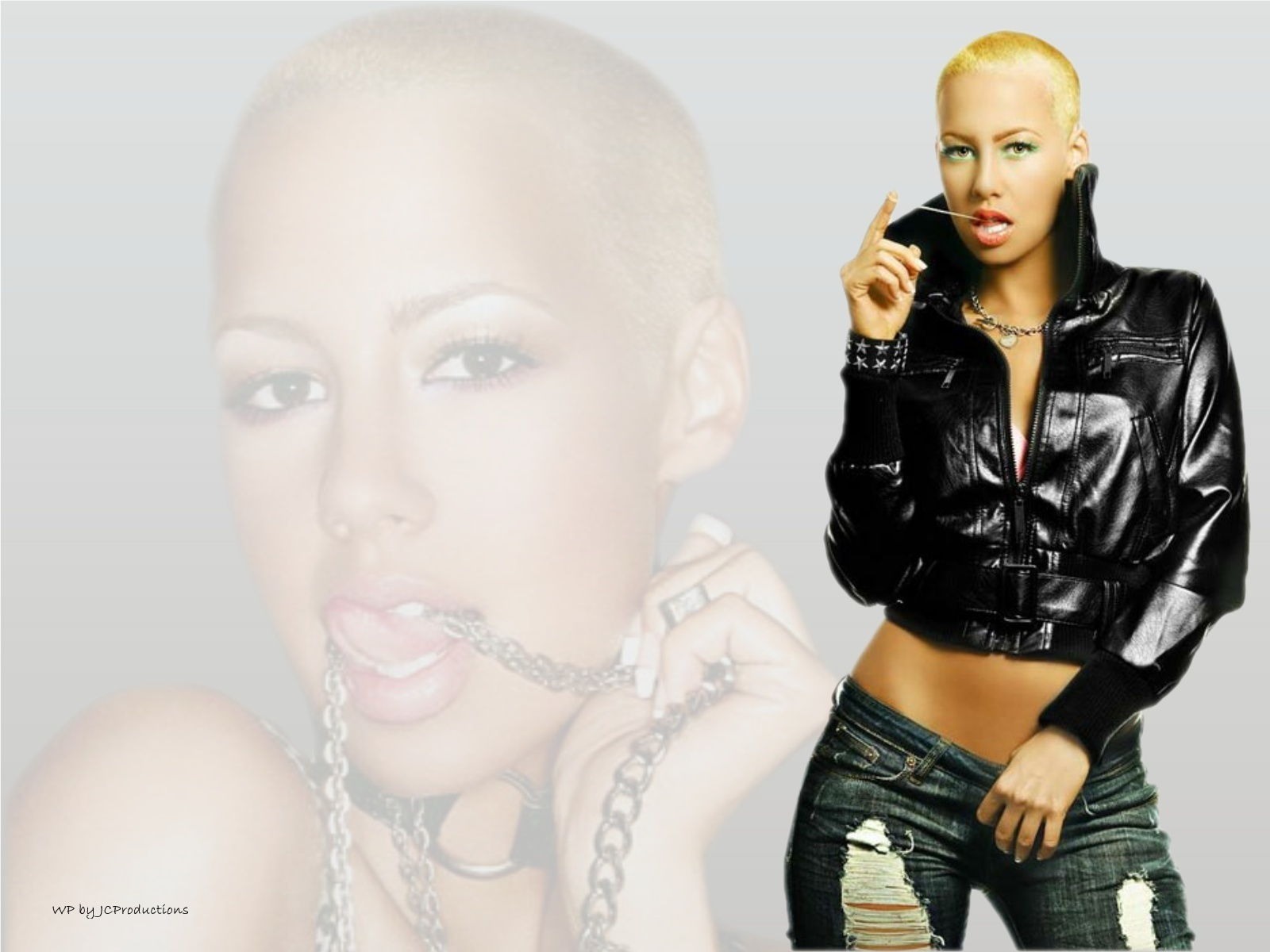 1600x1200 - Amber Rose Wallpapers 22
