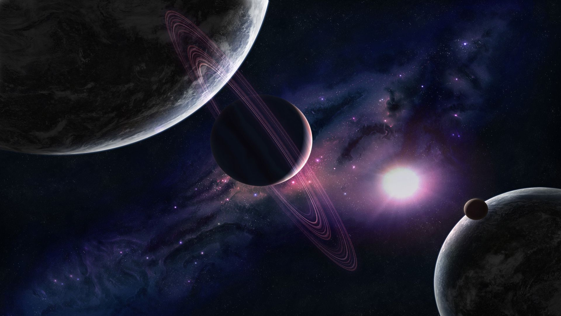 1920x1080 - Solar System Wallpapers 11
