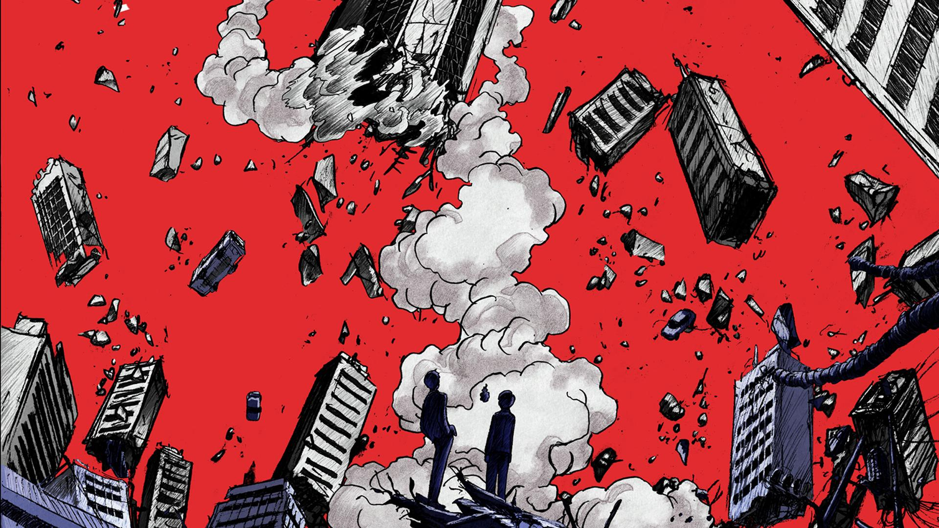 Mob Psycho 100 Wallpapers 28 Images Dodowallpaper