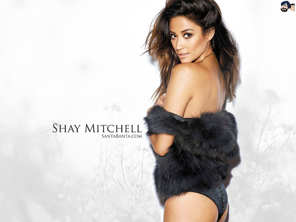 1024x768 - Shay Mitchell Wallpapers 2