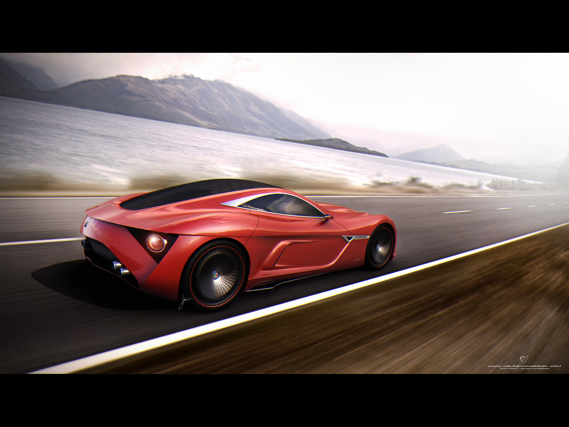 1920x1440 - Alfa Romeo 12C GTS Wallpapers 31