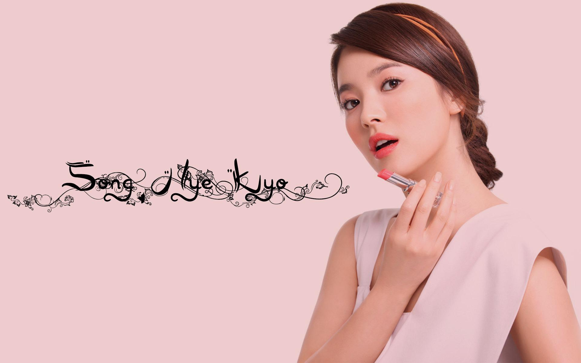 1920x1200 - Song Hye-Kyo Wallpapers 5