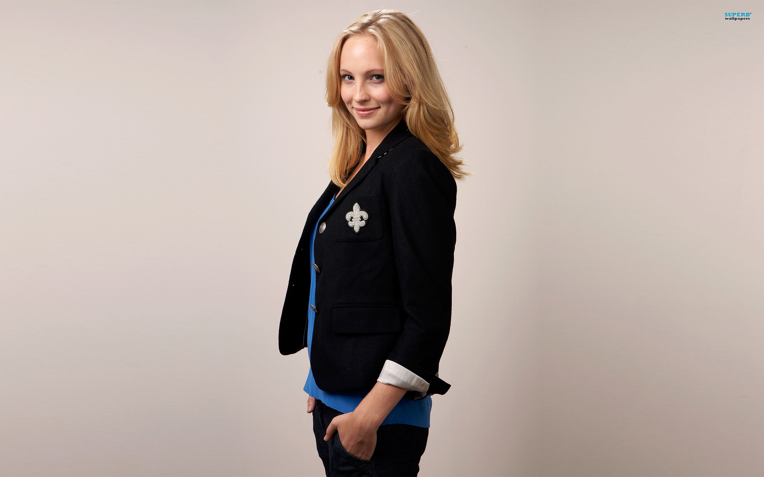 2560x1600 - Candice Accola Wallpapers 32