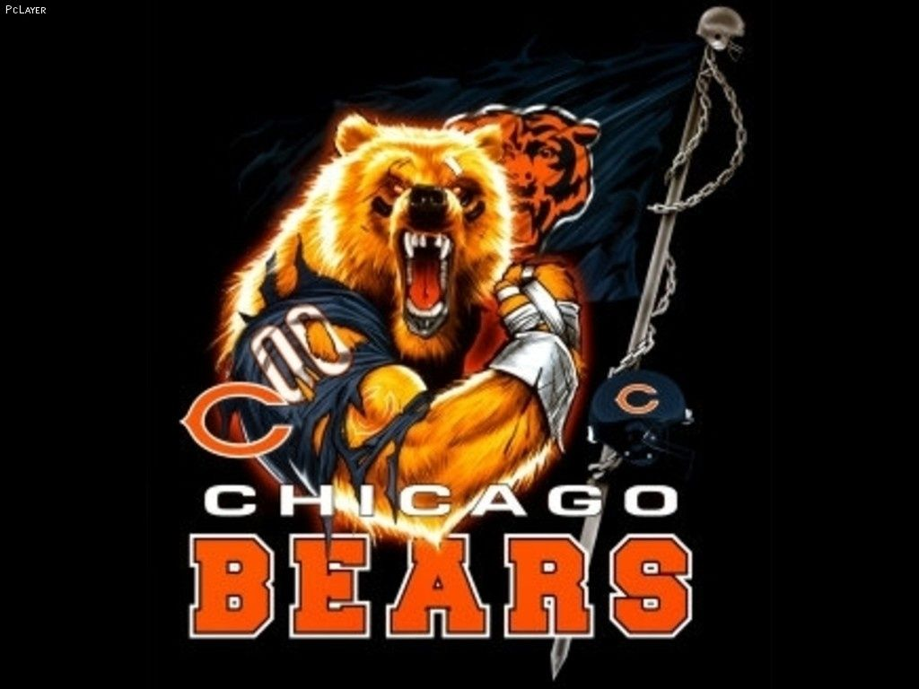1024x768 - Chicago Bears Wallpapers 7