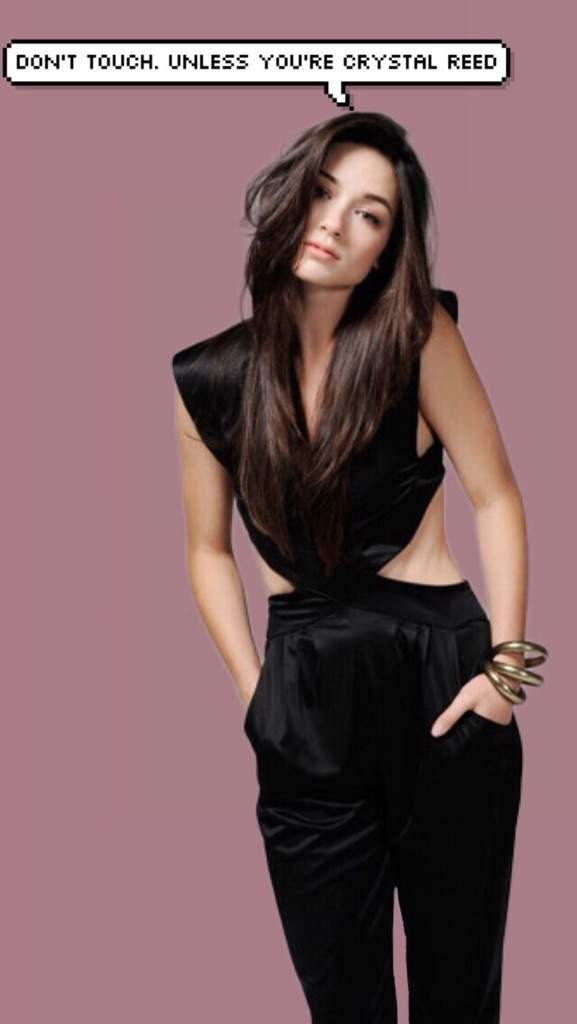 577x1024 - Crystal Reed Wallpapers 20