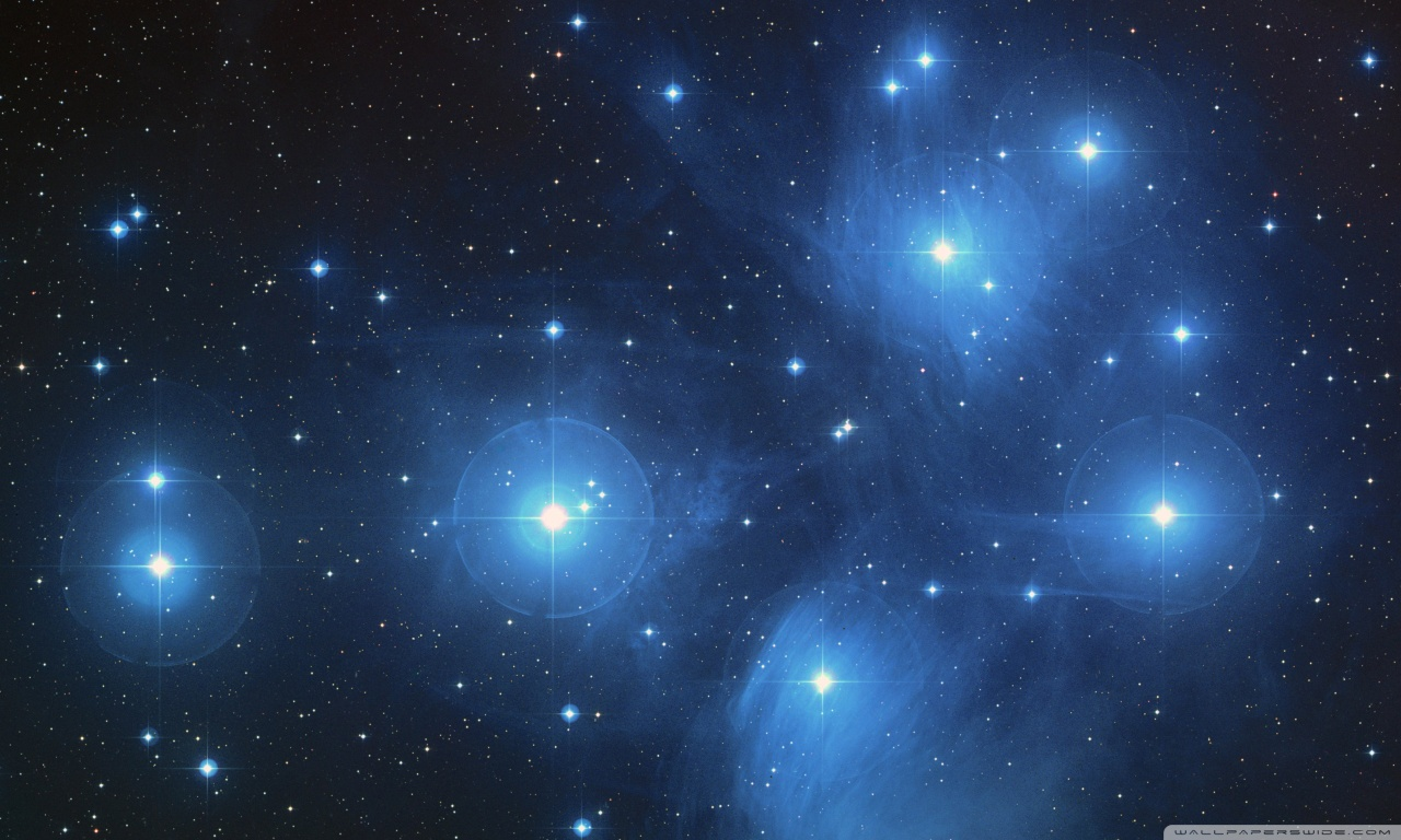 1280x768 - Star Cluster Wallpapers 4