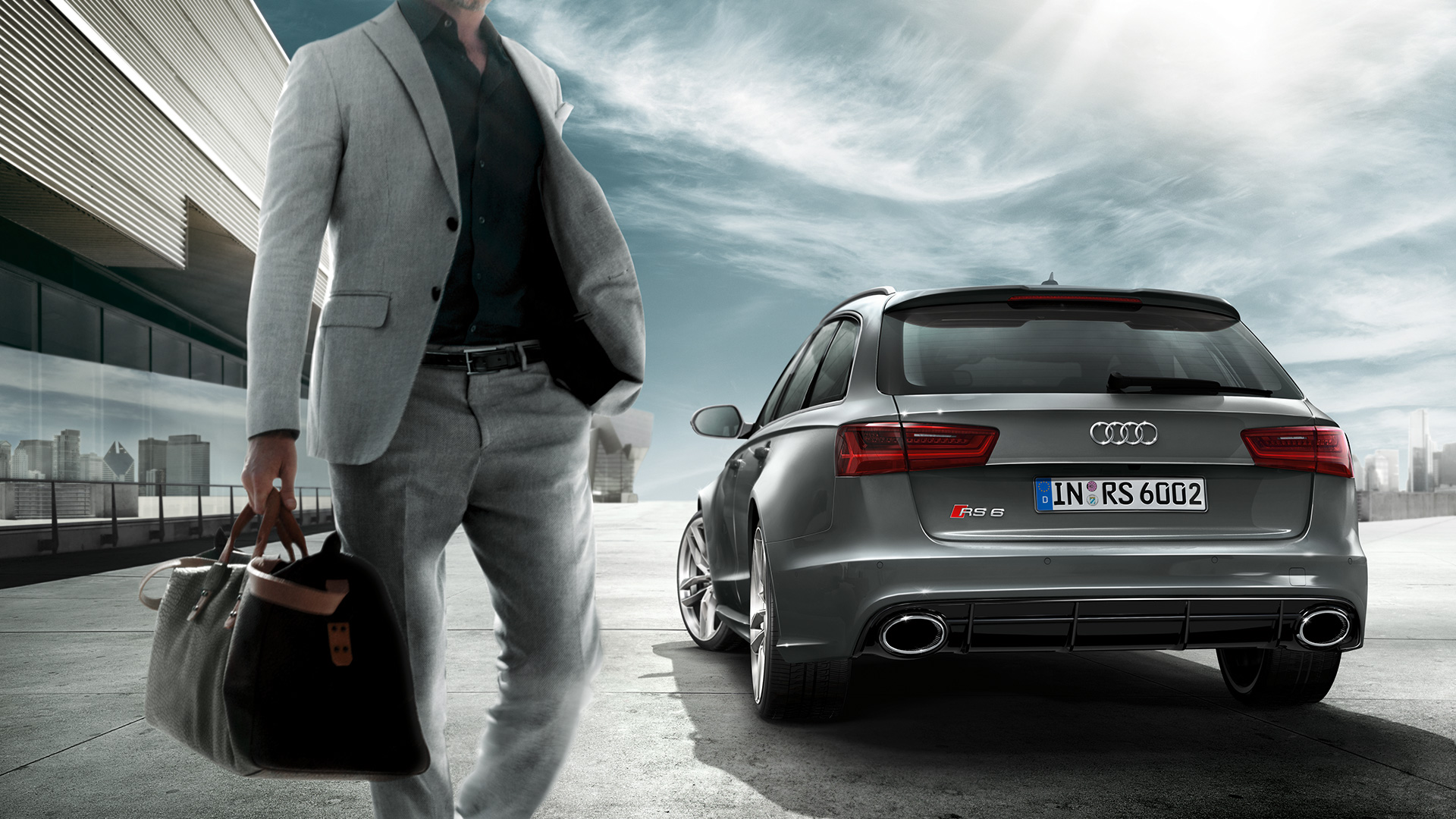 1920x1080 - Audi RS6 Wallpapers 16