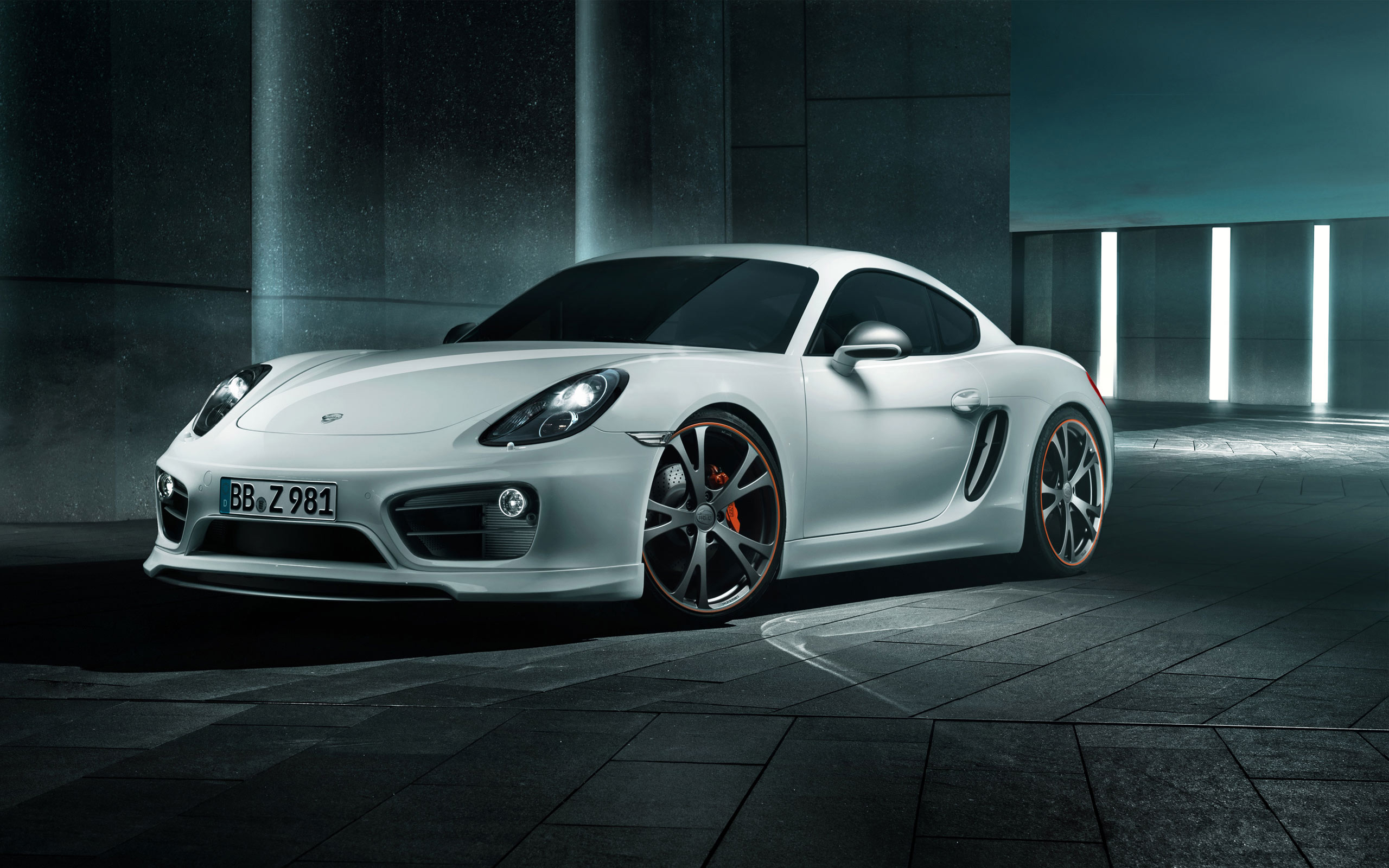 2560x1600 - Porsche Cayman Wallpapers 6