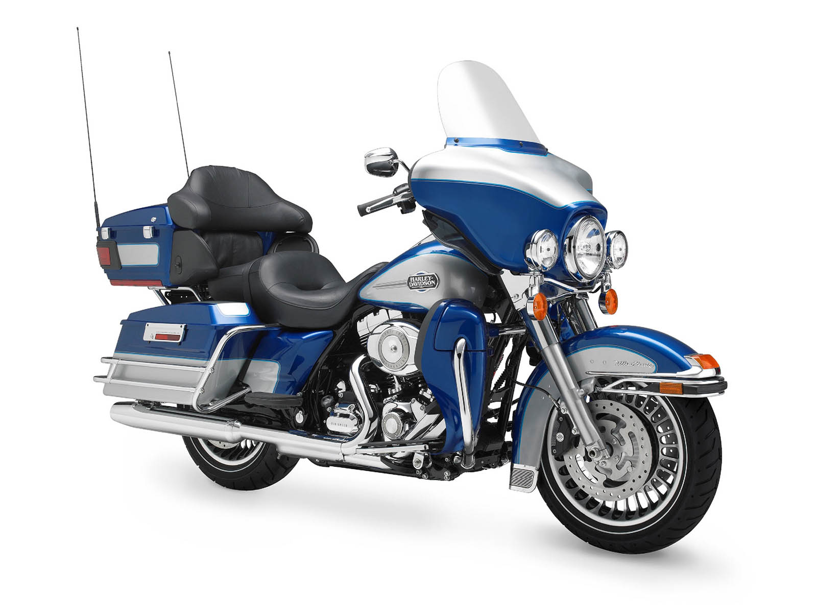 1600x1200 - Harley-Davidson Electra Glide Ultra Classic Wallpapers 36