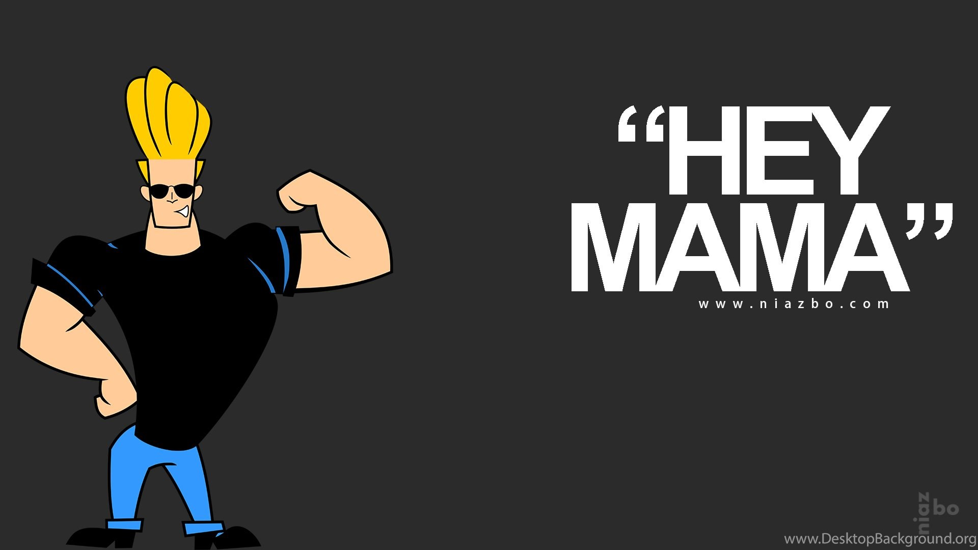 Johnny Bravo Wallpapers (26 Images)
