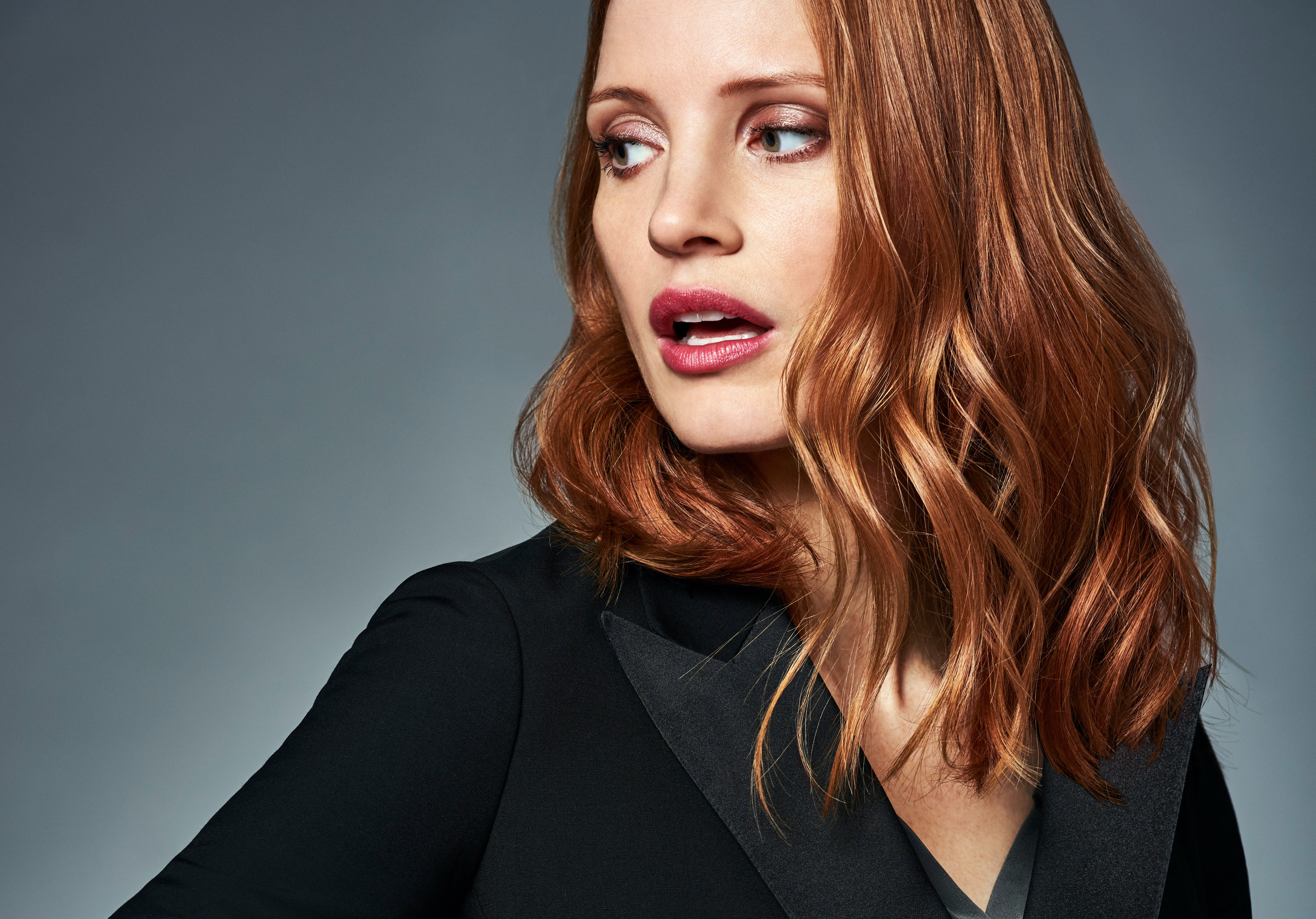4814x3361 - Jessica Chastain Wallpapers 29