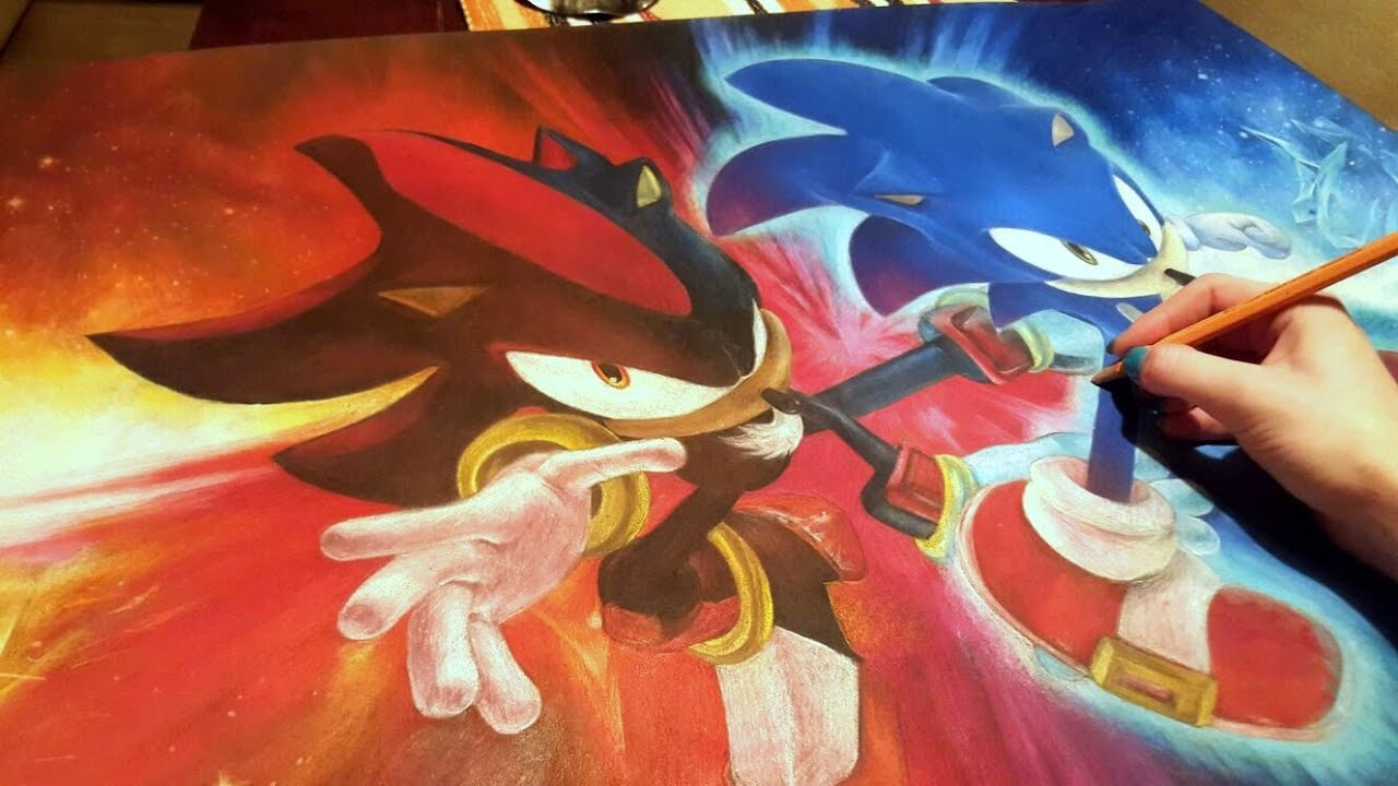 1280x720 - Sonic and Shadow 21