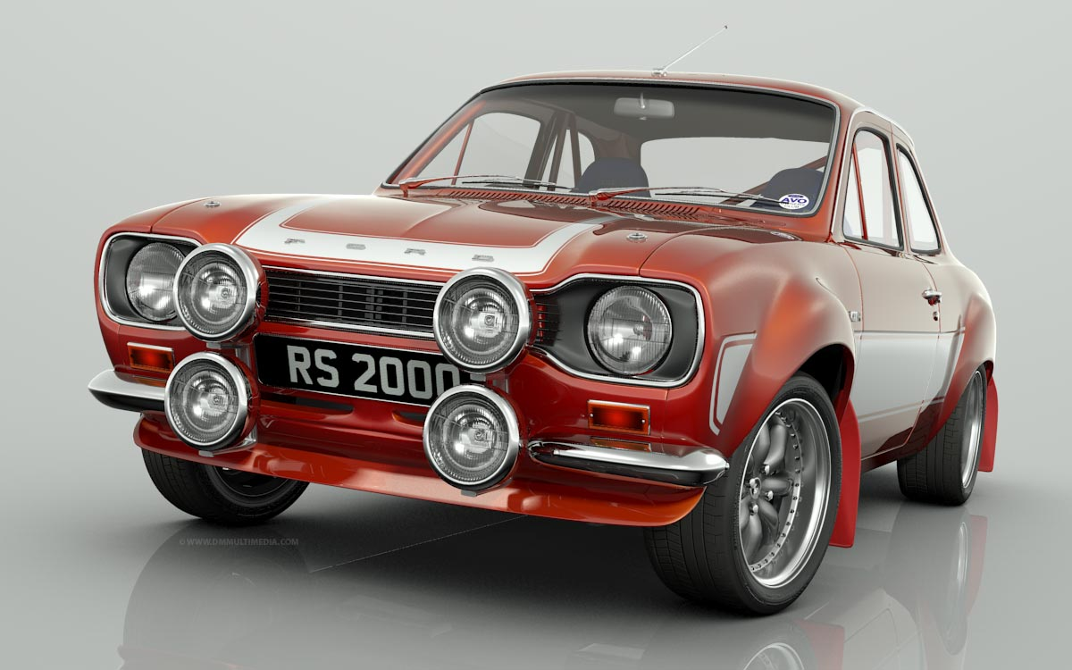 1200x750 - Ford Escort Wallpapers 11