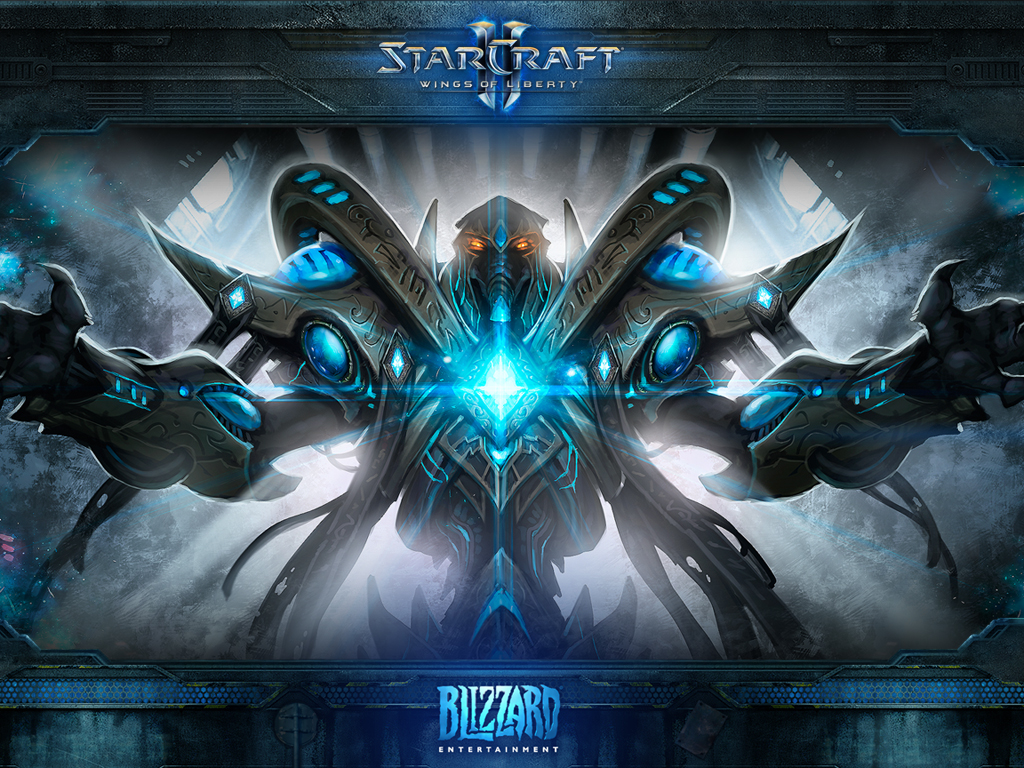 1024x768 - Starcraft II: Wings Of Liberty HD Wallpapers 30