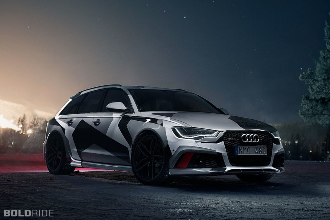 1050x700 - Audi RS6 Wallpapers 9