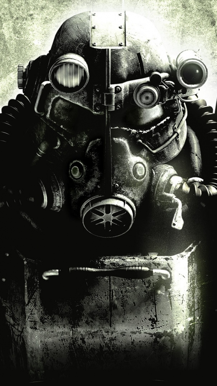 750x1334 - Fallout iPhone 6 22