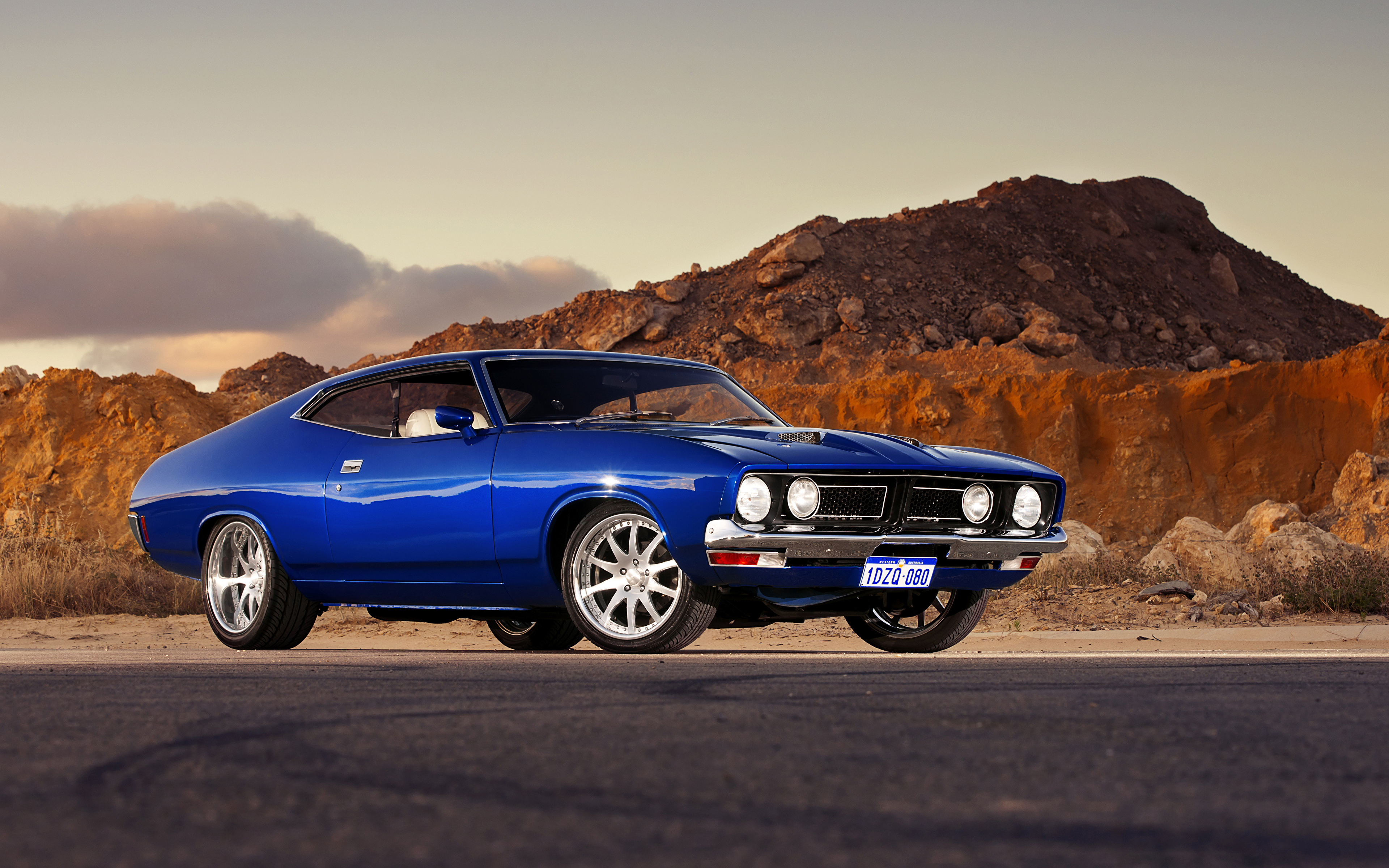 3840x2400 - Ford Falcon Wallpapers 18