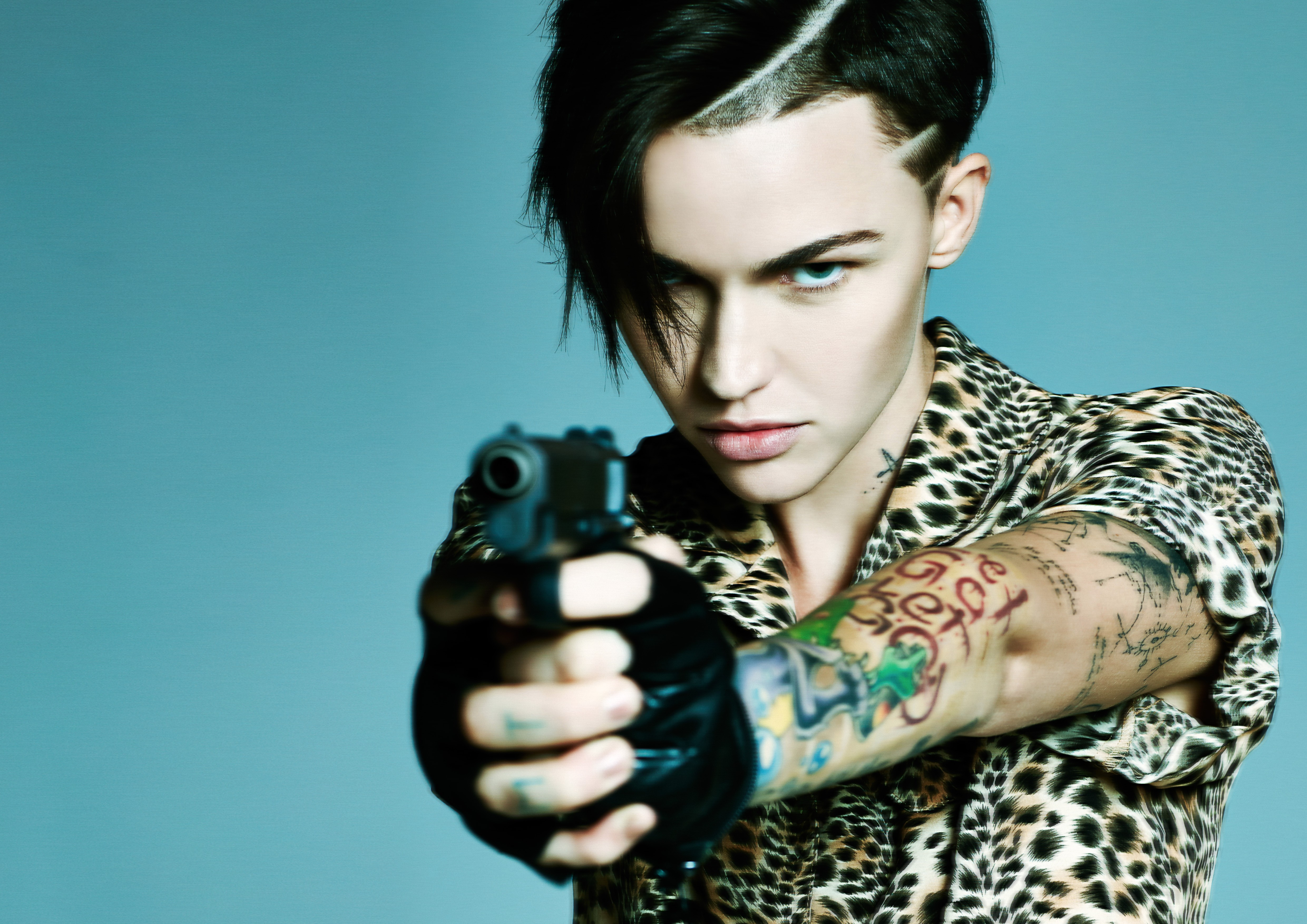 4961x3508 - Ruby Rose Wallpapers 11