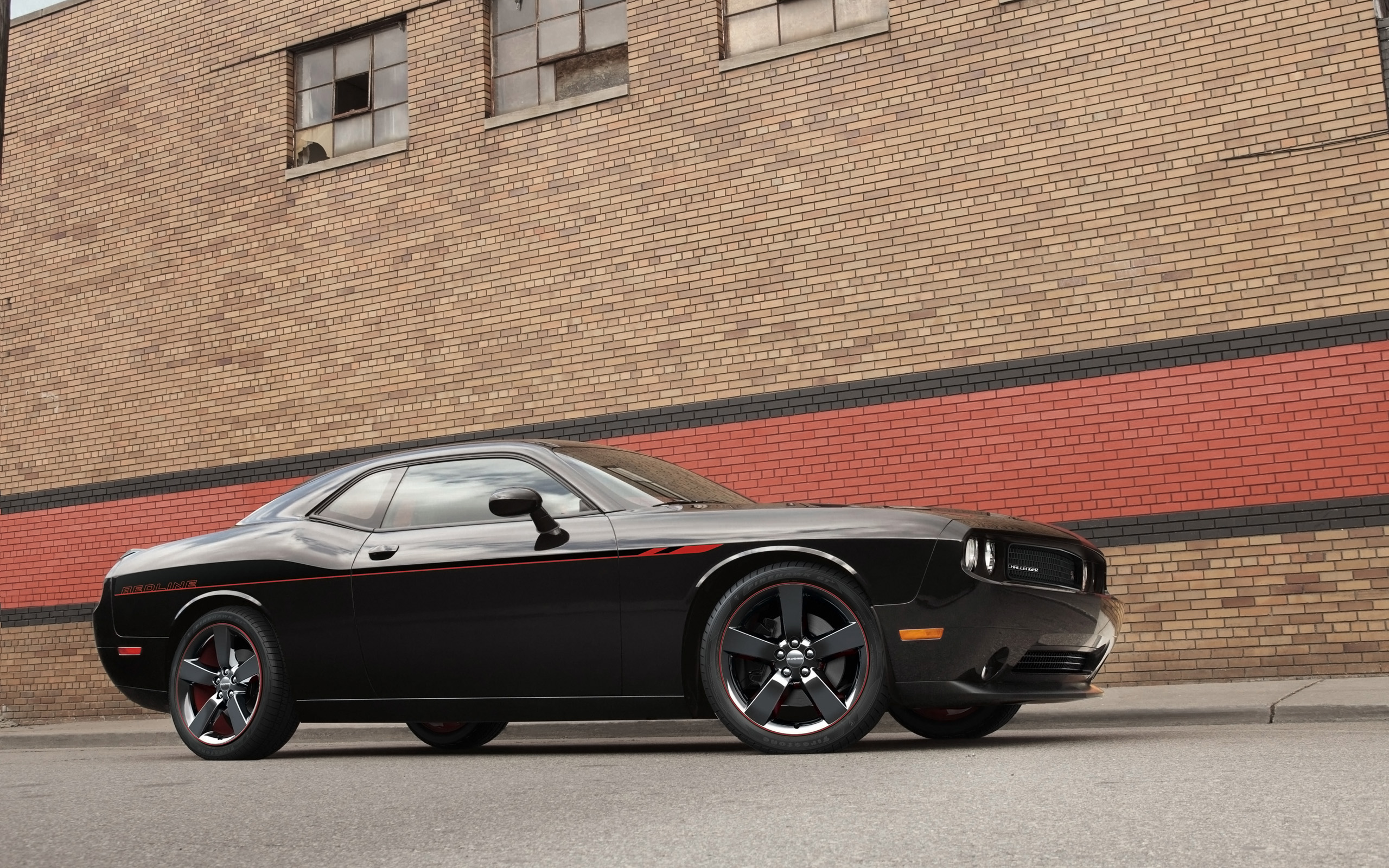2560x1600 - Dodge Challenger Rallye Wallpapers 1
