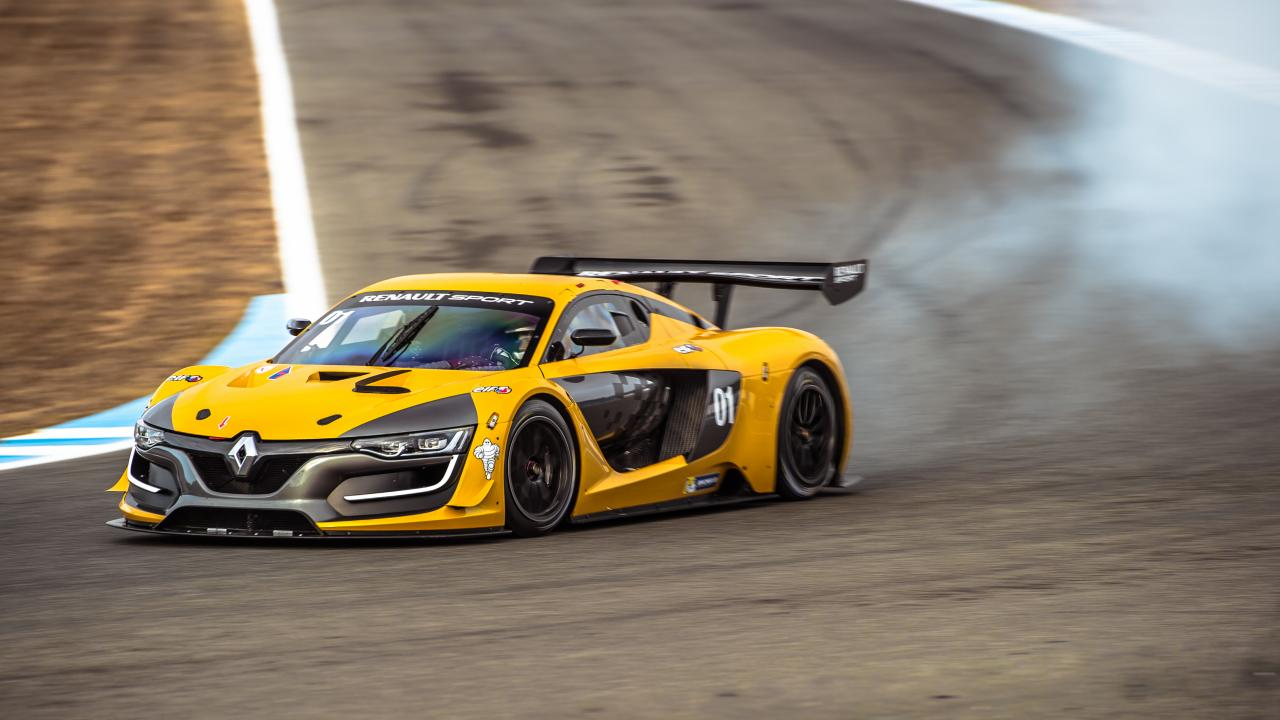 1280x720 - Renault RS Wallpapers 36