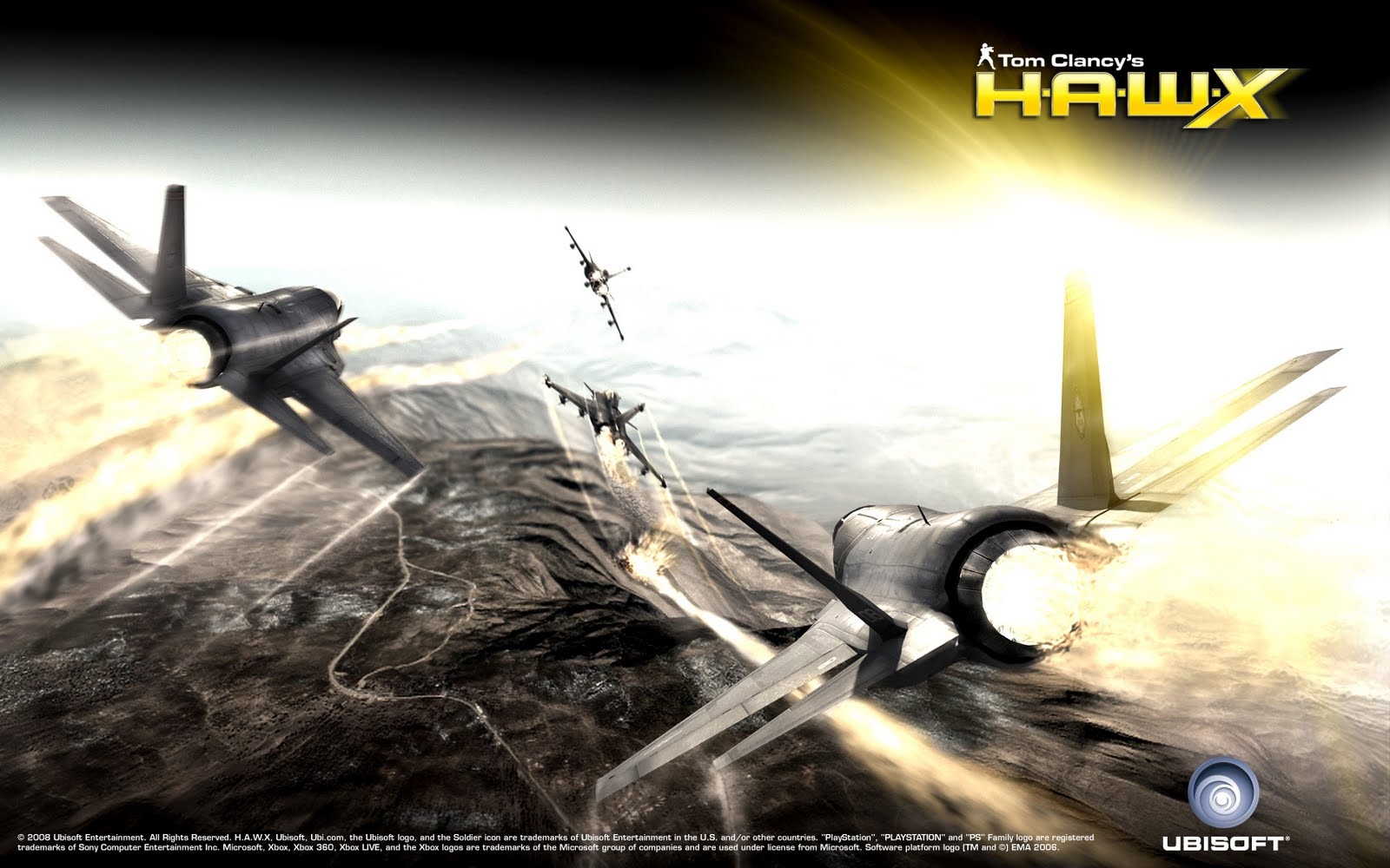 1600x1000 - Tom Clancy's H.A.W.X HD Wallpapers 5