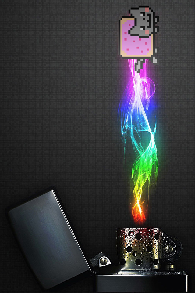 640x960 - Nyan Cat iPhone 14