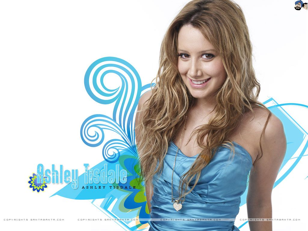 1024x768 - Ashley Tisdale Wallpapers 9