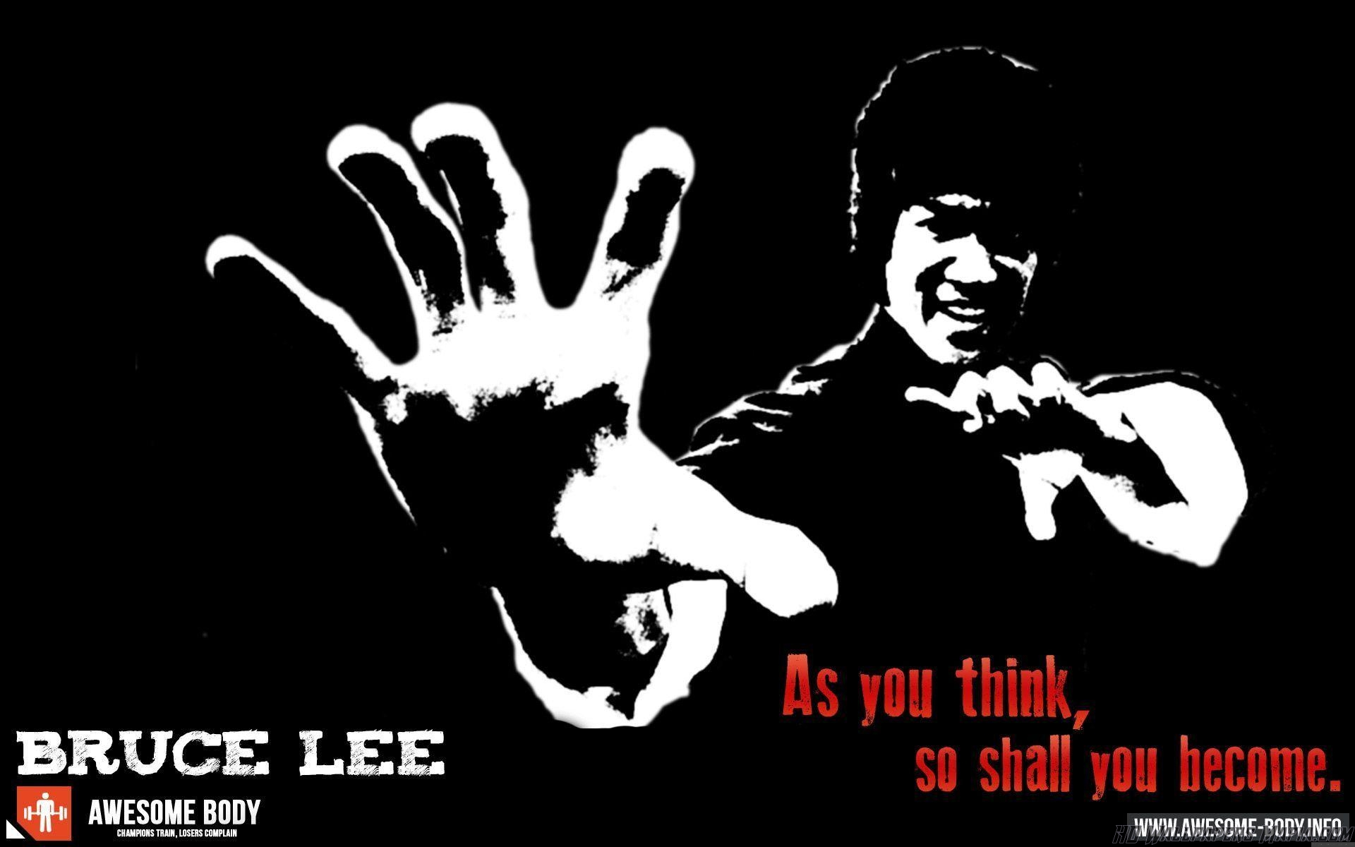 1920x1200 - Bruce Lee Wallpapers 12