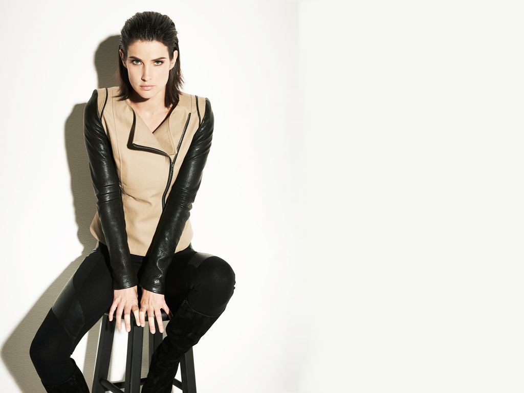 1024x768 - Cobie Smulders Wallpapers 22