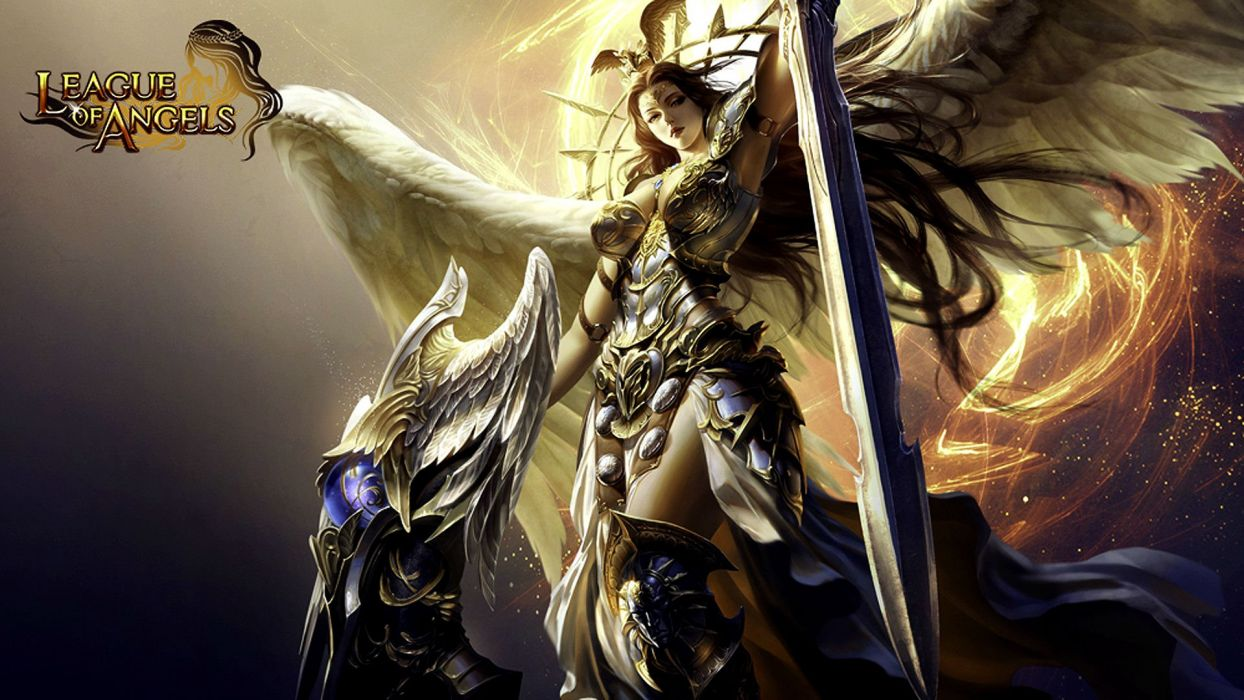 1244x700 - League Of Angels HD Wallpapers 30