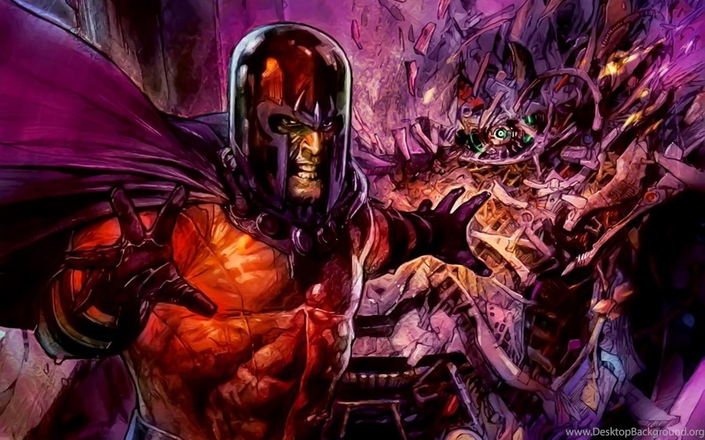 1024x640 - Magneto Wallpapers 2