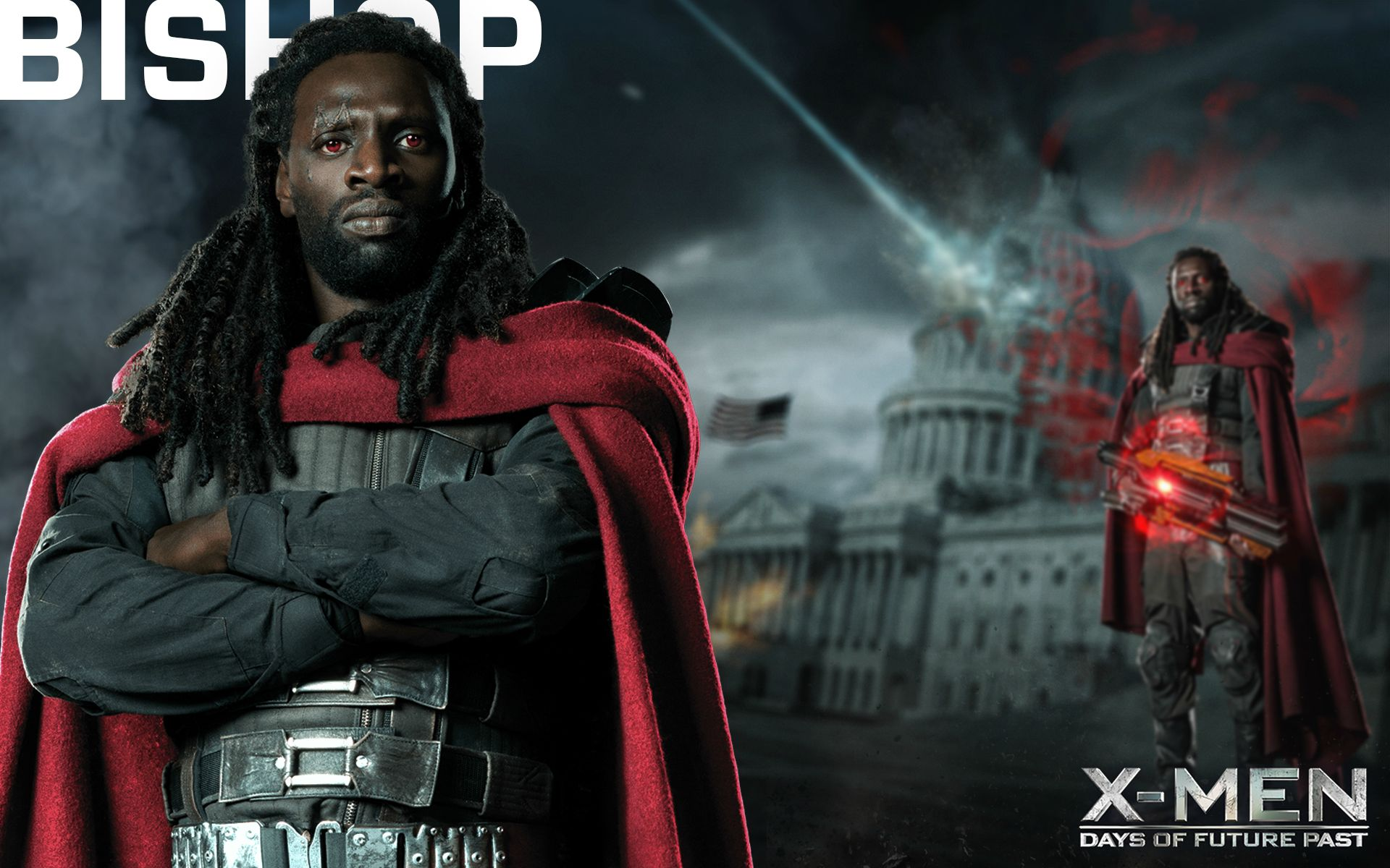 1920x1200 - Omar Sy Wallpapers 20