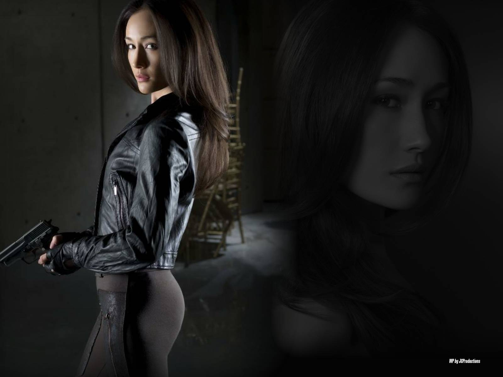 1600x1200 - Maggie Q Wallpapers 11