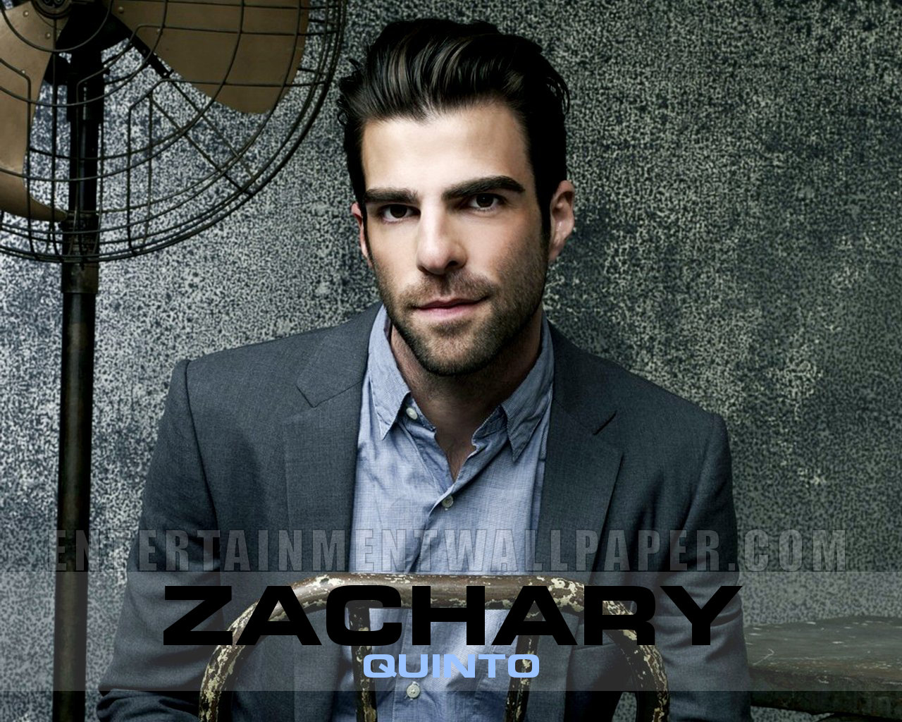 1280x1024 - Zachary Quinto Wallpapers 19