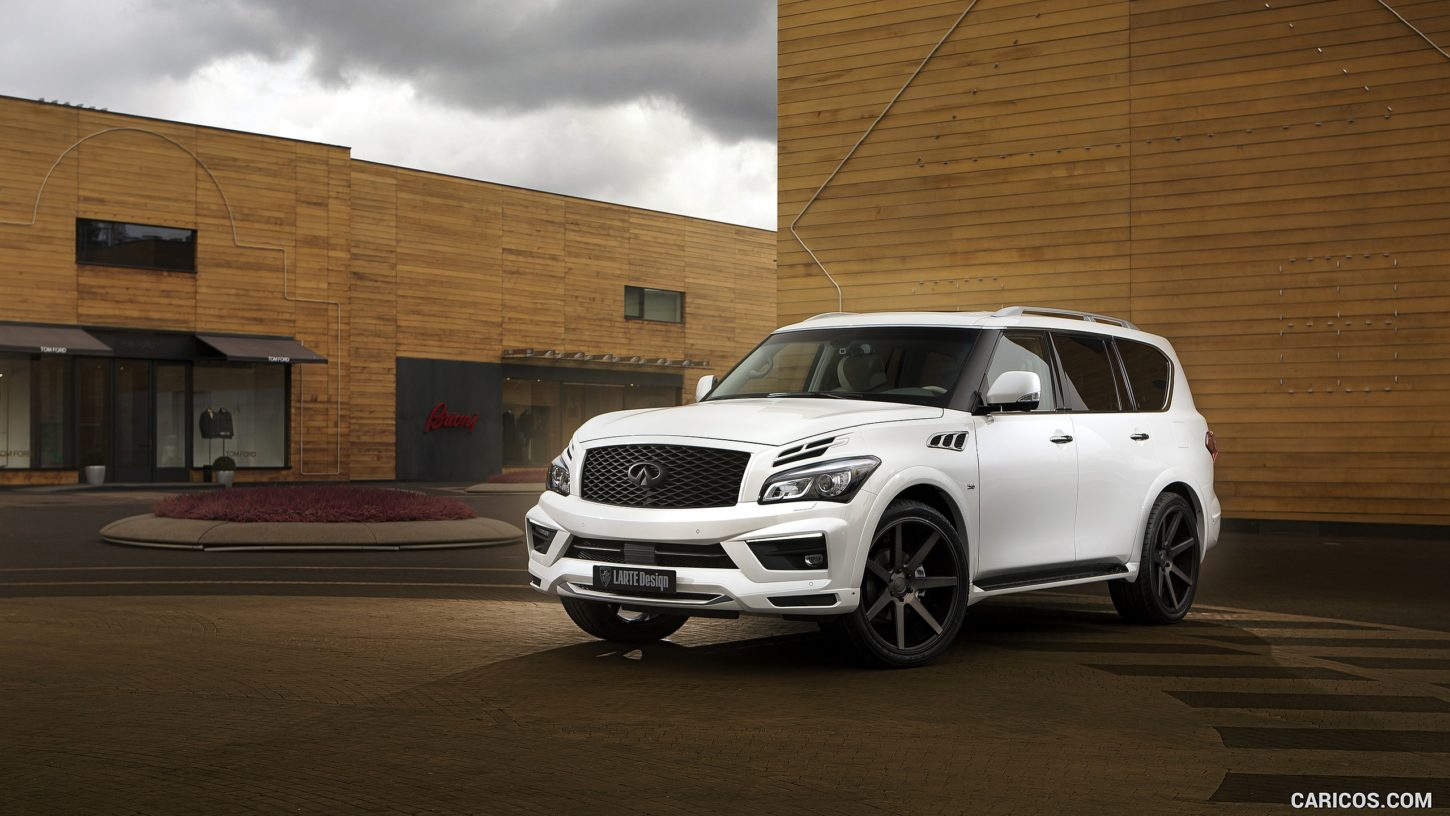 1450x816 - Infiniti QX80 Wallpapers 15