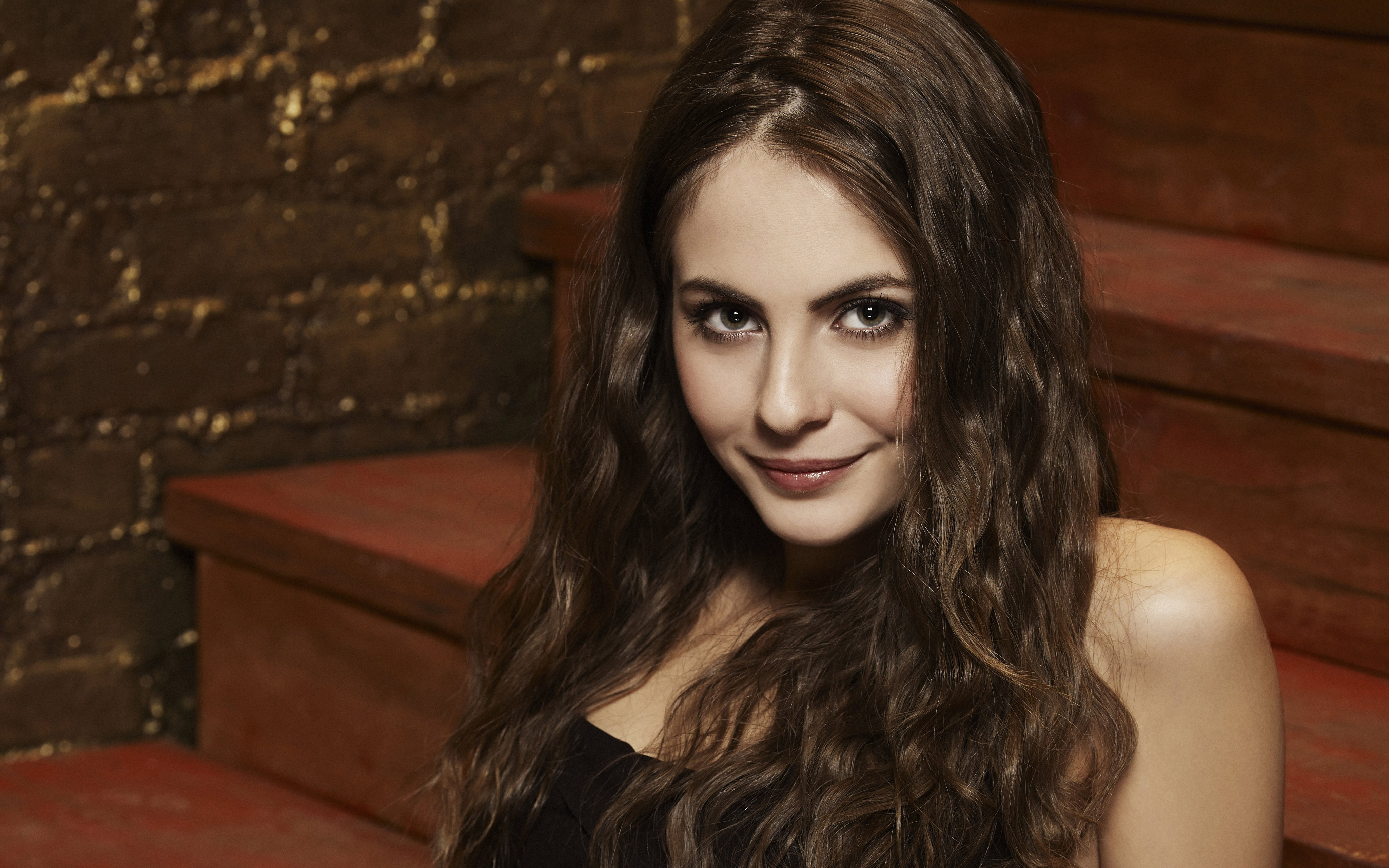 4096x2560 - Willa Holland Wallpapers 13