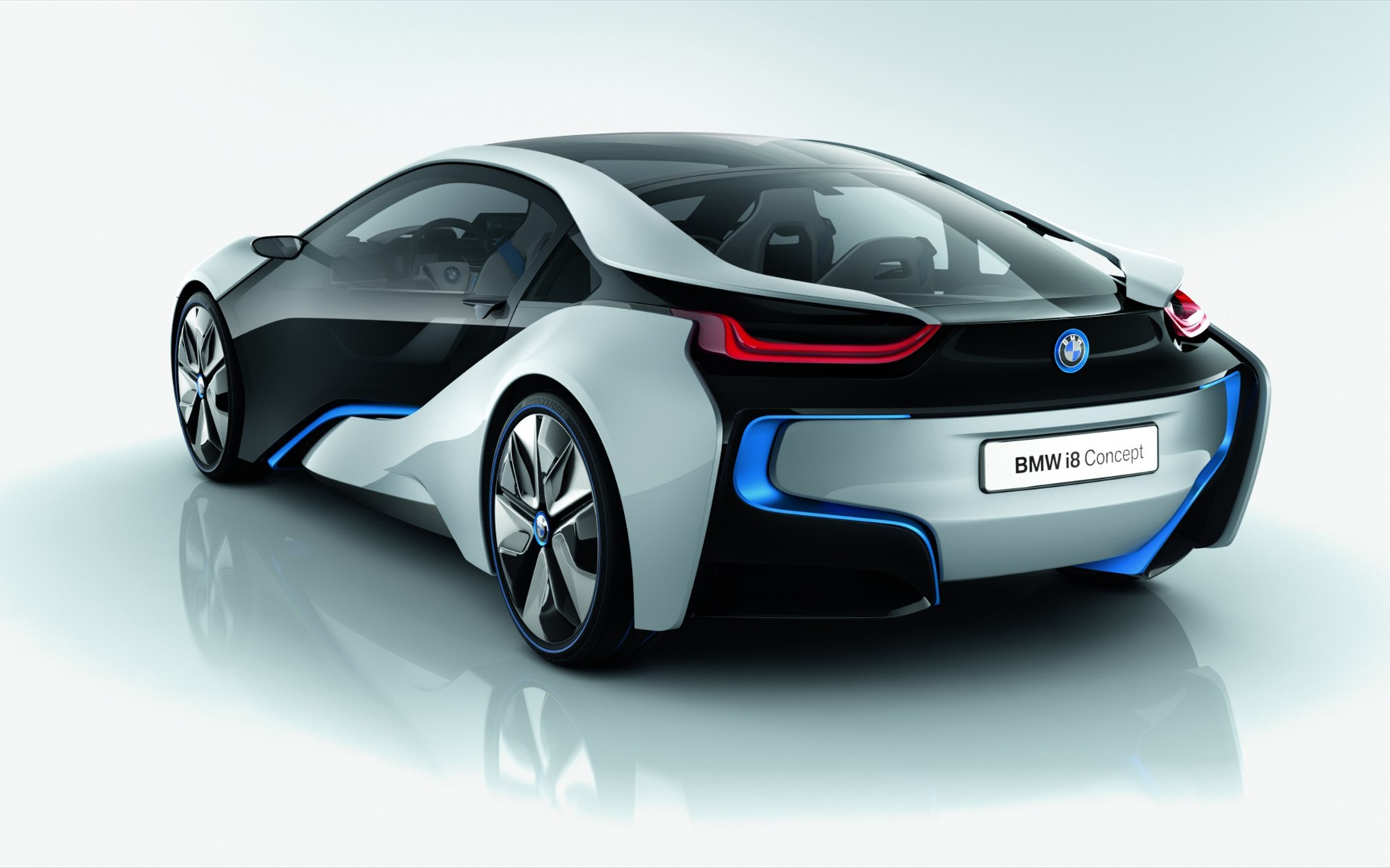 1920x1200 - BMW i3 Concept Wallpapers 11
